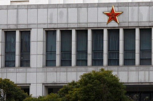 Part of the building of Unit 61398, a secretive Chinese military unit believed to be behind a series of hacking attacks. (Photo: Reuters)