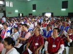 Karen Unity Meeting Attended by Ministers in Pa-an