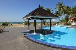 A hotel in Ngwe Saung (Photo: The Irrawaddy)
