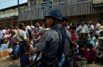 Mobs Attack Muslim Areas Near Burma's Former Capital