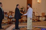 Former Thai PM Chavalit Discusses Investment in Naypyidaw