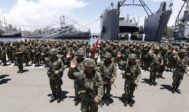 Manila Plans Air, Naval Bases at Subic with Access for US: Officials