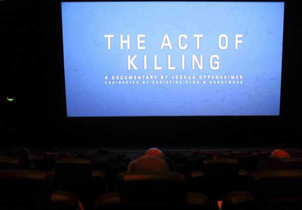 Indonesia, human rights, The Act of Killing, Joshua Oppenheimer