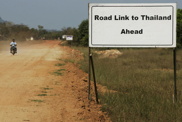 India, Thailand, Myanmar, Burma, Asean, trilateral highway,