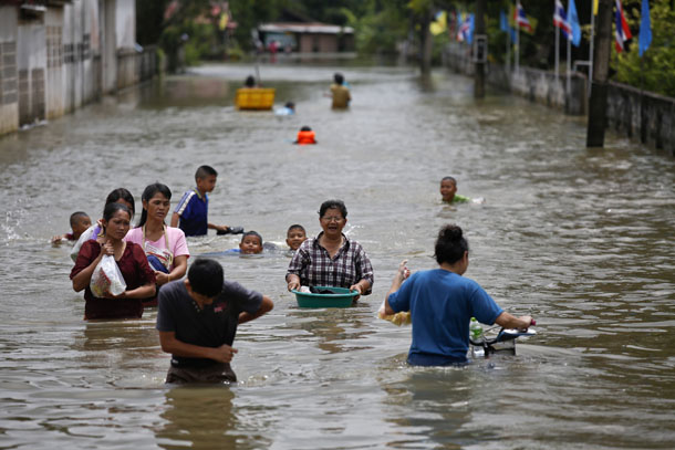 Flood in Cambodia kills 8 people - Disaster.Com