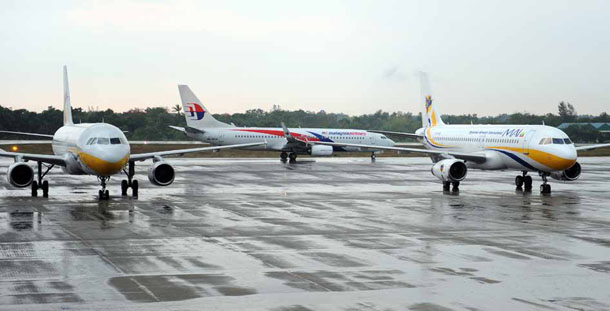 business, South Korea, Japan, Myanmar Airways International, aviation industry