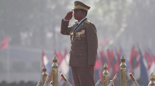 Myanmar, military, Tatmadaw, Min Aung Hlaing, peace process, conflict, ethnic conflict