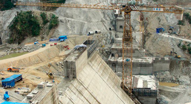 China Power Investment, Myanmar, Burma, Kachin State, Myitsone, hydropower, dams,