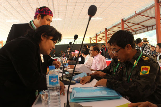Myanmar, Burma, peace, Aung Min, Karen, Kachin, ethnic, armed group, civil war, ceasefire