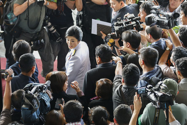 Thailand, Yingluck Shinawatra, protests, election, Thaksin, Suthep