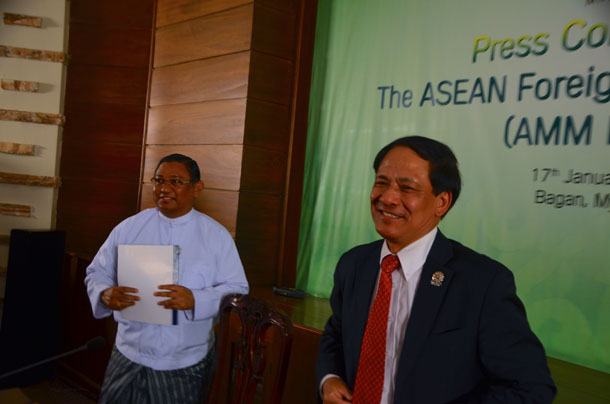 Sectarian Violence in Myanmar Has Regional Impact, Says Indonesian Foreign Minister