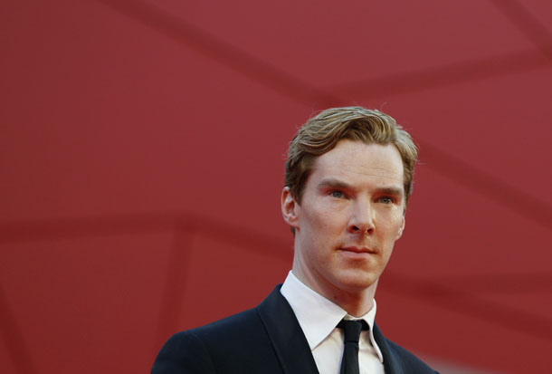 China, Sherlock Homes, Benedict Cumberbatch, UK, Britain, Cameron