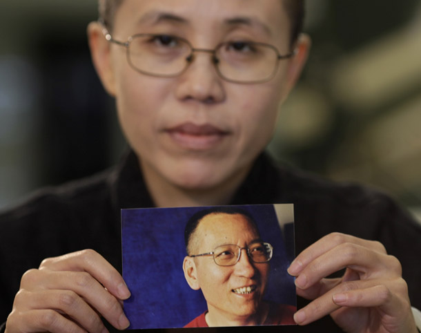 China, human rights, Nobel peace prize, Liu Xiaobo