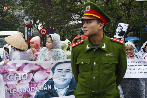 Vietnam, human rights, Human Rights Watch, political dissident, activism, repression