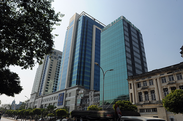 business, real estate, inflation, Yangon, Rangoon