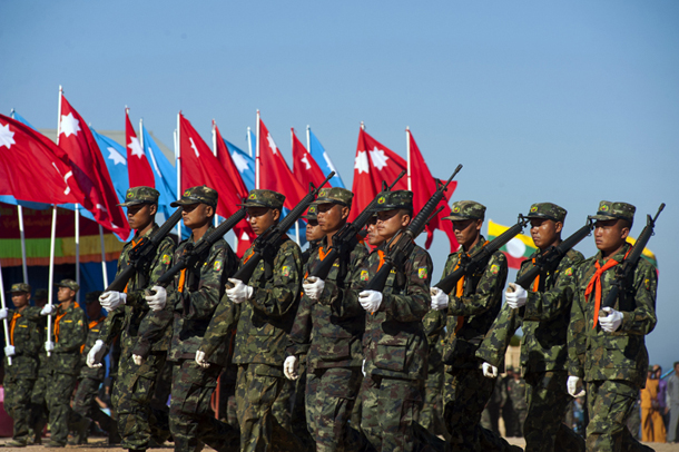 Myanmar, Burma, ethnic conflict, Shan State, Shan, RCSS, SSA, Shan State Army, armed forces, Yawd Serk, Thein Sein,