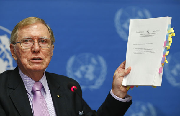 North Korea, Michael Kirby, Commission of Inquiry on Human Rights in North Korea, UN, United Nation, crimes against humanity, Nazi era, International Criminal Court, ICC, Kim Jong-un