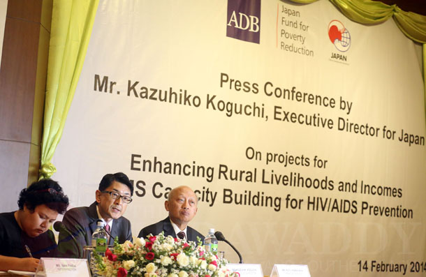 Myanmar, Burma, The Irrawaddy, Asia Development Bank, Kazuhiko Koguchi, Japan, FDI, foreign direct investment