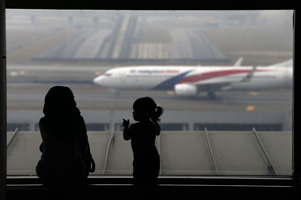 Malaysia Airlines, Indian Ocean, search, MH370, White House