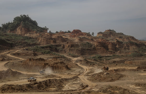 natural resources, mining, human rights, Karen, Tenasserim, Myanmar, Tanintharyi, Thailand, Dawei