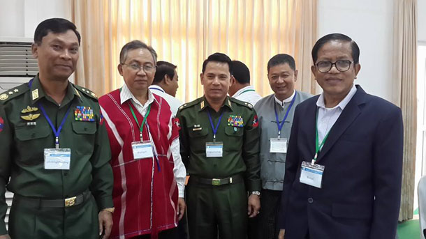 ethnic conflict, Myanmar, Tatmadaw, armed conflict, peace process