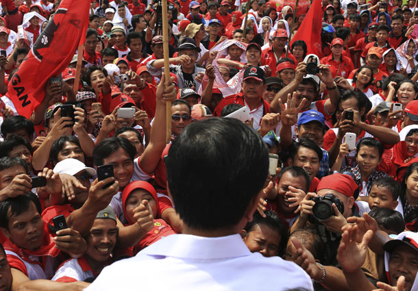 Indonesia, Joko Widodo, presidential election, PDI-P