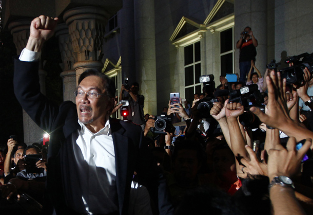 Malaysia, politics, Anwar Ibrahim, democracy, human rights