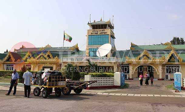 aviation industry, Myanmar, airports, foreign direct investment, business, Yangon, tourisms, economy