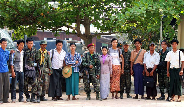 Karen, ethnic conflict, human rights, land rights, DKBA, rebel, Myanmar, Karen State