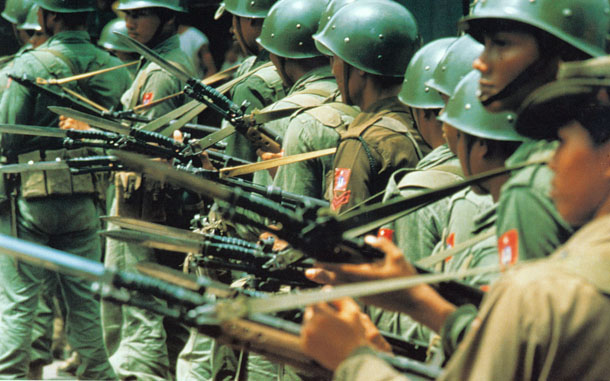 Burma, military, Tatmadaw, army, Germany, arms,