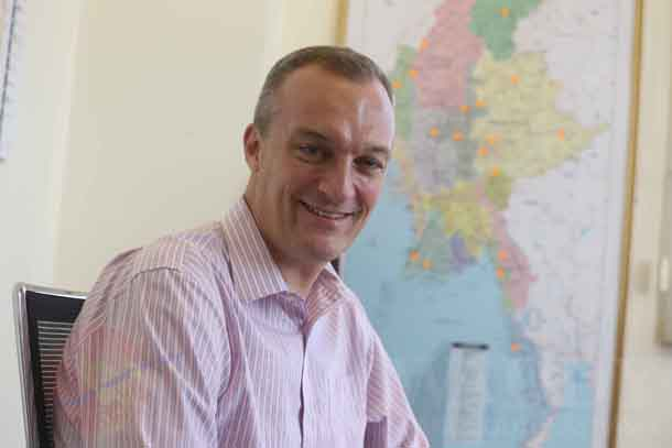 Myanmar, Burma, The Irrawaddy, education, British Council, English instruction, Kevin Mackenzie