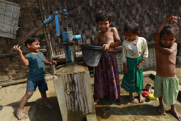 Myanmar, Burma, Rakhine, Arakan, The Irrawaddy, Rohingya, Malteser International, United Nations, humanitarian aid, census