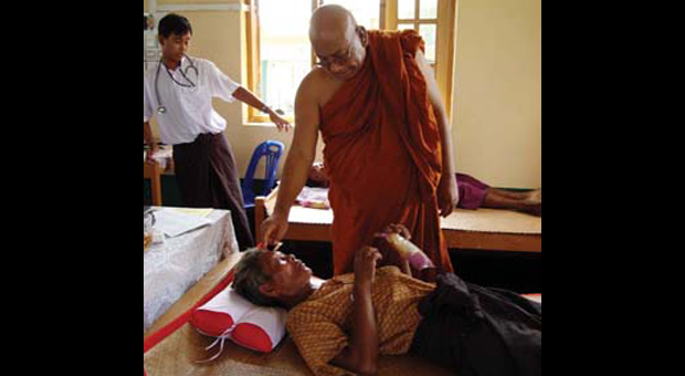 Cyclone Nargis, Myanmar, Burma, The Irrawaddy, Kyaw Zwa Moe, relief, Buddhism, compassion, international aid