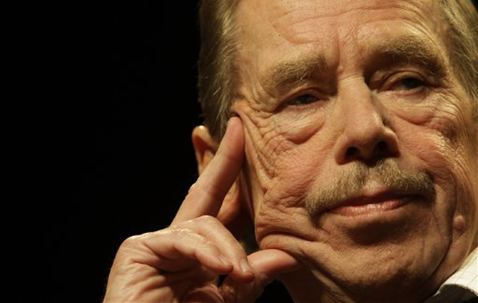 Myanmar Translation of Vaclav Havel's Children Book to Launch This Week