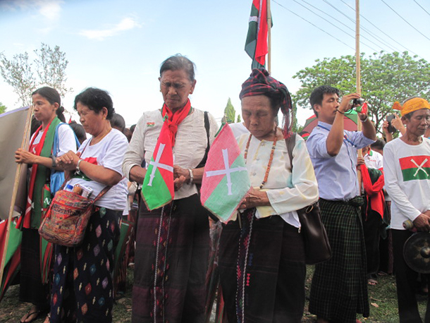 Kachin State, Myanmar, Burma, Kachin Independence Army, Kachin Independence Organization, KIA, KIO, fighting, ethnic, peace talks