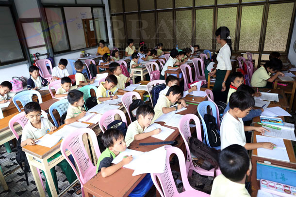 education, Myanmar, Burma, CESR, Comprehensive Education Sector Review