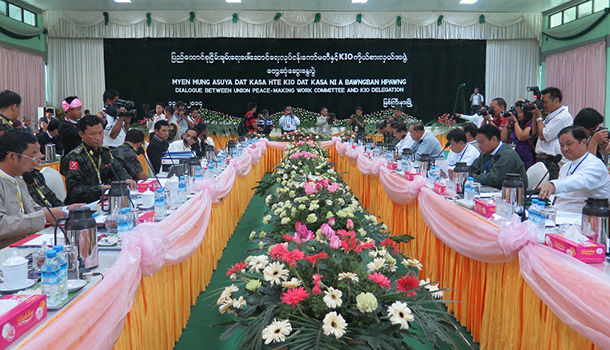 Myanmar, Burma, peace, Kachin, KIO, KIA, IDP, displace, fighting, civil war, insurgency, north