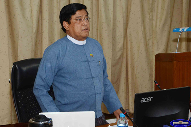 Vice president, Nyan Tun, Thein Sein, cost of living, inflation