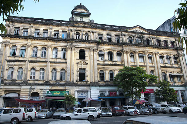 High-Rise Limits in Old Rangoon: a Step in the Right