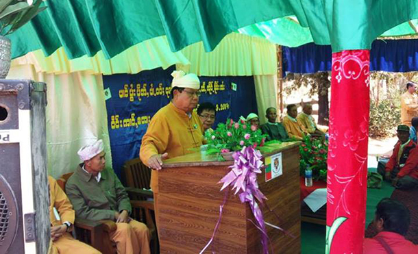 SNLD, Shan, ethnic issues, ethnic conflict, Tatmadaw, Myanmar military