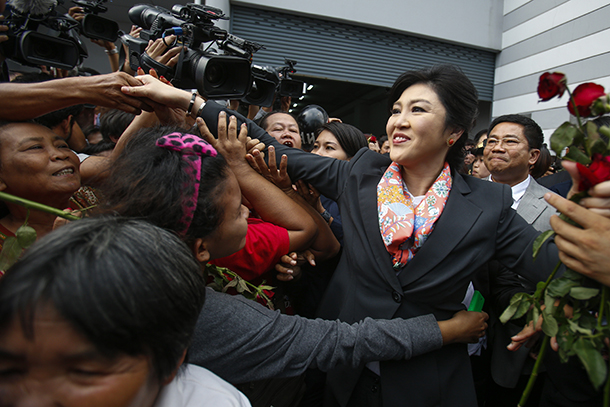Thailand, Thaksin, political conflict