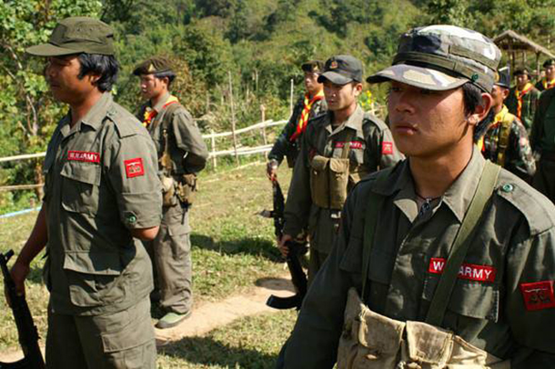 United Wa State Army, ethnic rebel, ethnic conflict, China, Myanmar, Tatmadaw, secession, international relations, armed conflict
