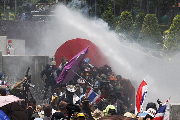 Thailand, Thaksin, political violence, civil unrest, Bangkok
