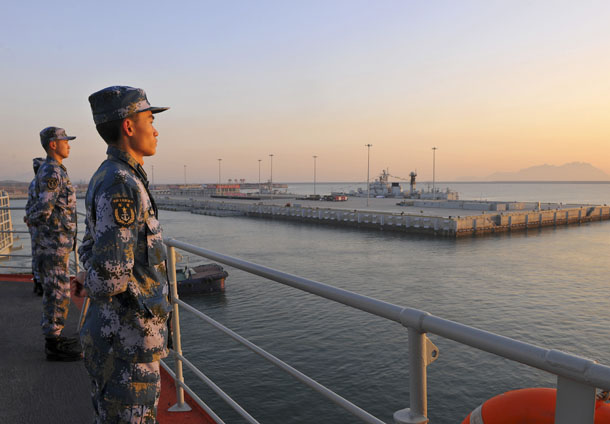 China, Vietnam, South China Sea