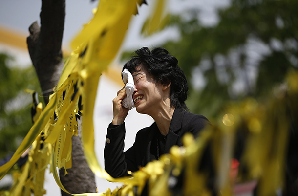 Asia, South Korea, Ferry, sewol, Incheon, families