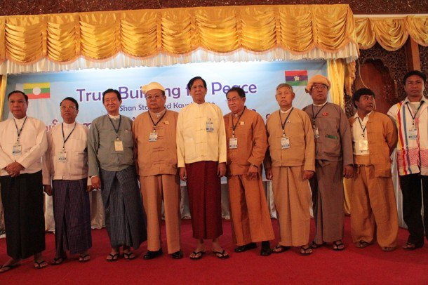 Shan National League for Democracy, SNLD, Restoration Council of Shan State, Unlawful Association Act, Myanmar, Burma, The Irrawaddy