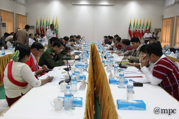 ceasefire, federal system, ethnic armed groups