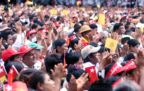 Aung San Suu Kyi, National League for Democracy, Rangoon, Yangon, constitution, 88 Generation, 88 Peace and Open Society, Myanmar, Burma, The Irrawaddy, reform