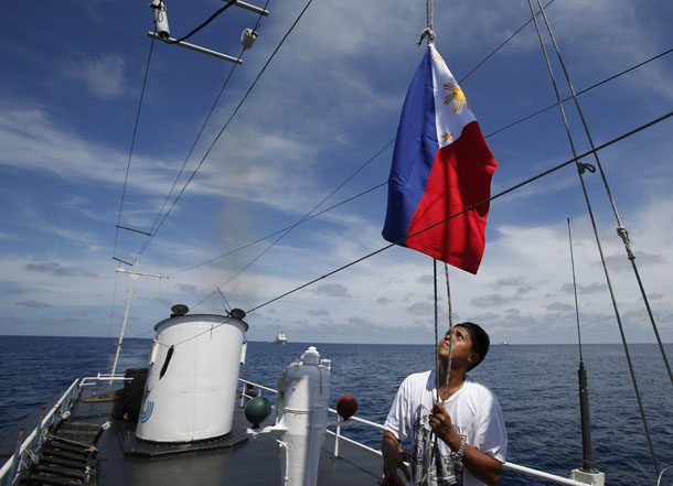 Philippines, China, South China Sea, Association of Southeast Asian Nations, reef, Manila, Beijing