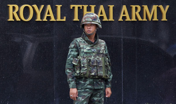 post-coup elections in Thailand